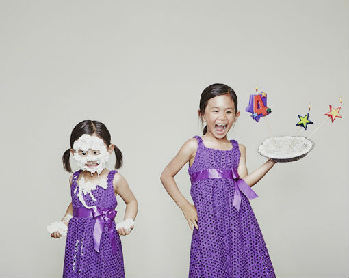 A Father Who Creatively Captures His Kids