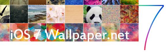 iOS 7にピッタリサイズの壁紙を選ぶならここ!!「iOS 7 Wallpaper.net」がステキ